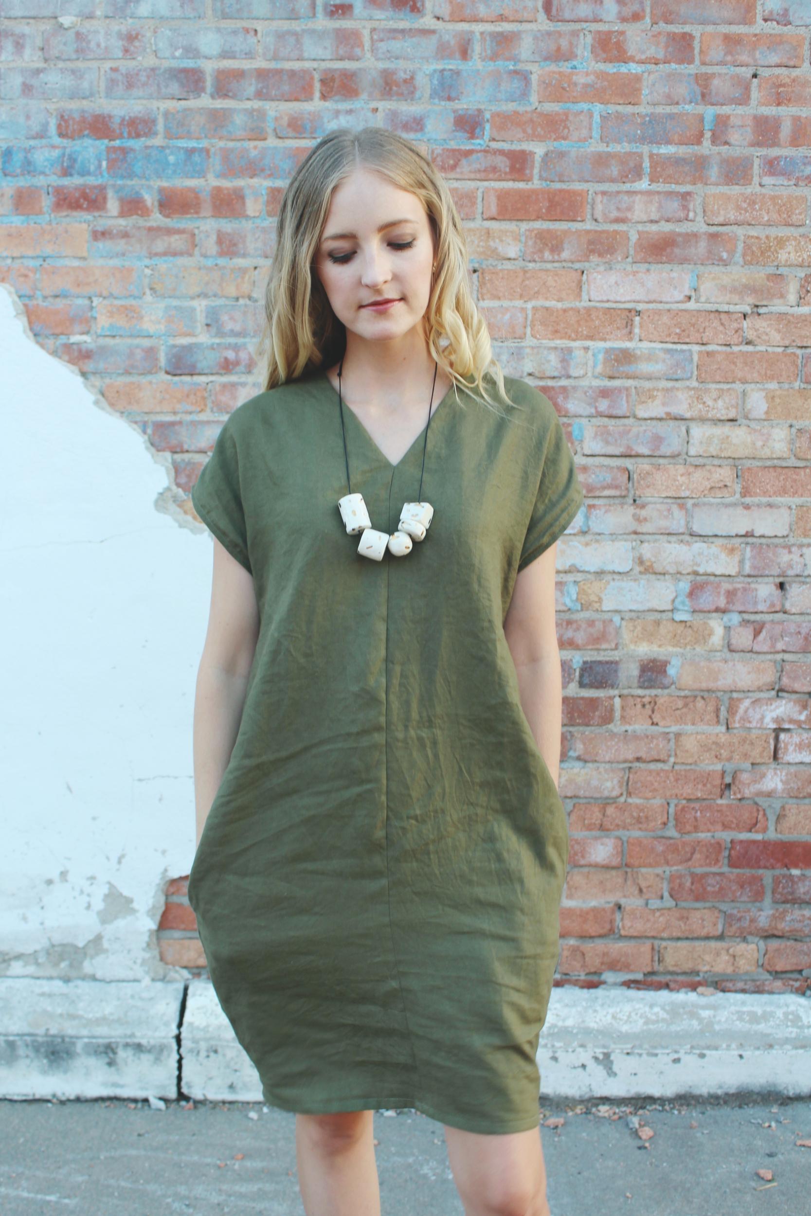 Well_Fibre_Cocoon_Dress_Simple_Sew_Linen_6