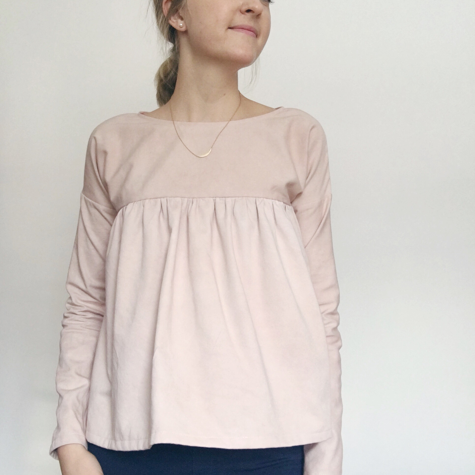 avocado_dyed_gathered_blouse_2