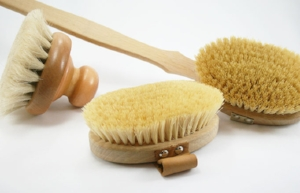 Dry brushing, lymph system, cellular cleanse