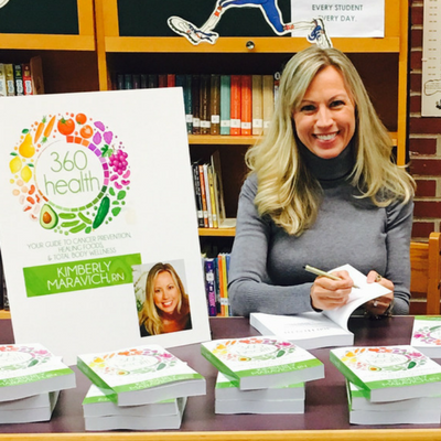 Hance Book Signing - On November 16, 2017, Kim attended her first book signing at the school in which she formerly taught, Hance Elementary School.
