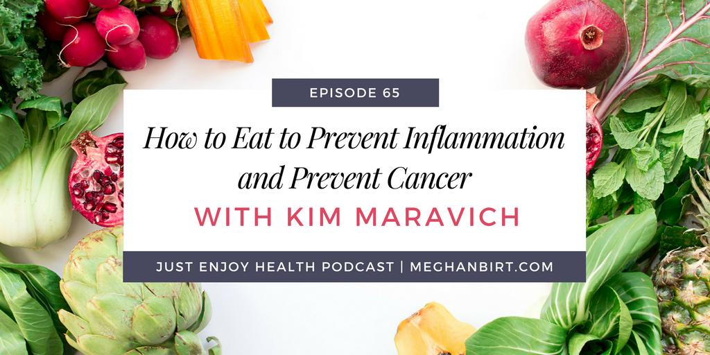 Just Enjoy Health Podcast - Episode #65