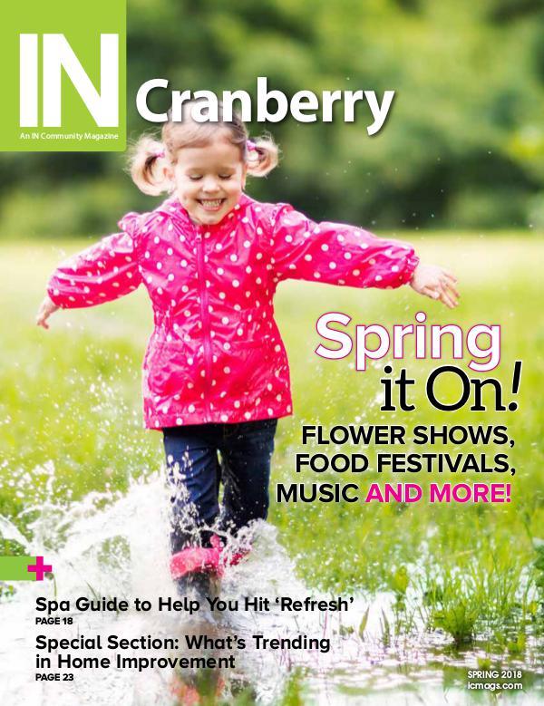 IN Cranberry Magazine -