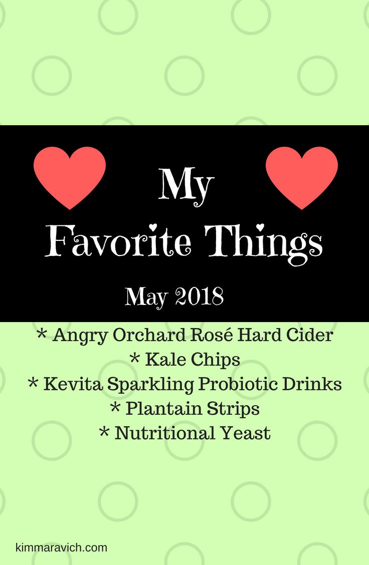 hard cider, rose, nutritional yeast, Kevita, probiotics, sparkling water, kale, kale chips, plantain chips, gluten-free, dairy-free, summer
