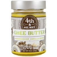 Vanilla Bean Grass-Fed Ghee Butter