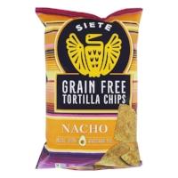 Siete Nacho Grain Free Tortilla Chips