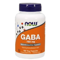 NOW GABA (for anxiety and tension)