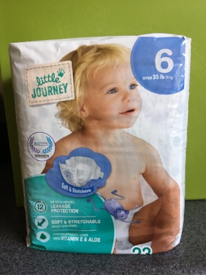 Diapers from Aldi