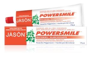 Jāsön Powersmile Peppermint Toothpaste