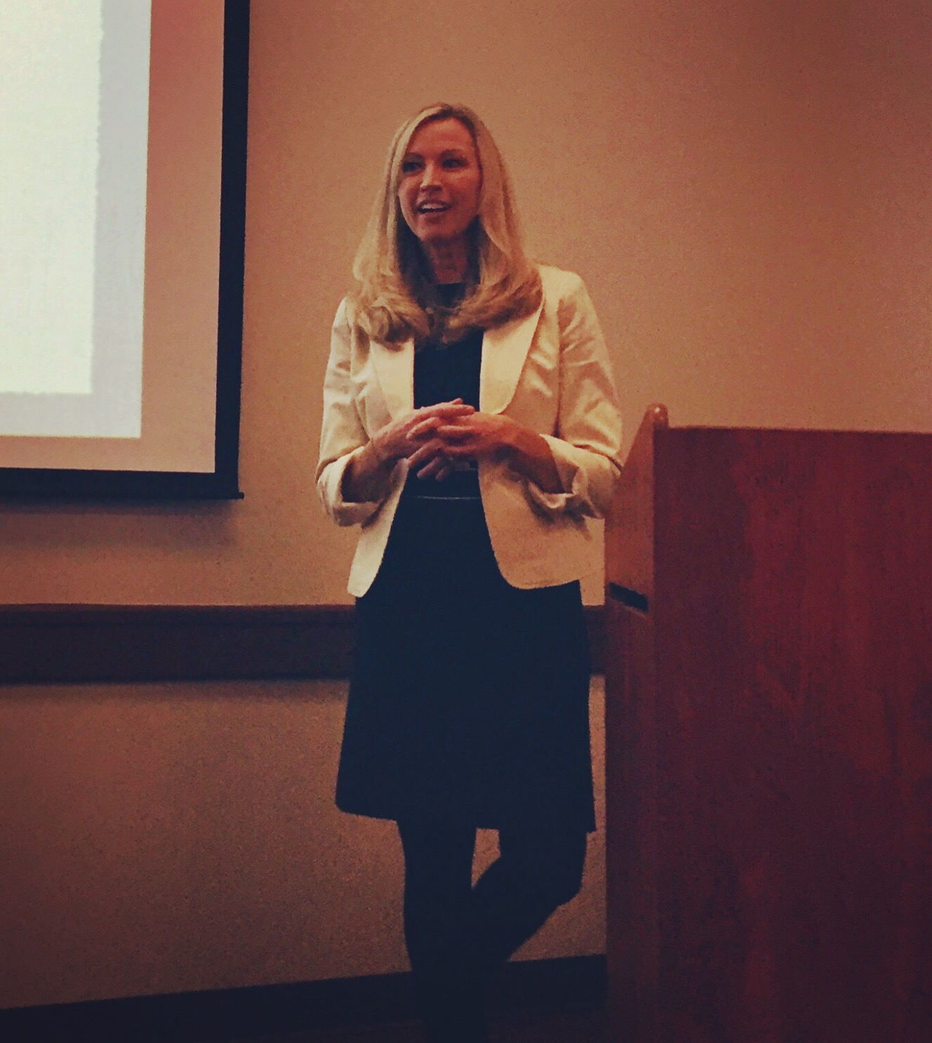 """Cranberry Township Library - """"Meet the Author"""" event at Kim's local library. Kim spoke about 360 Health and cancer prevention."""