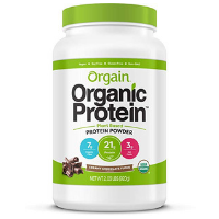 Organic Chocolate Protein Powder