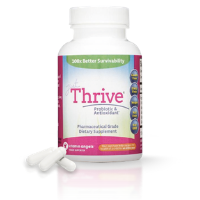 Just Thrive Spore-Based Probiotic