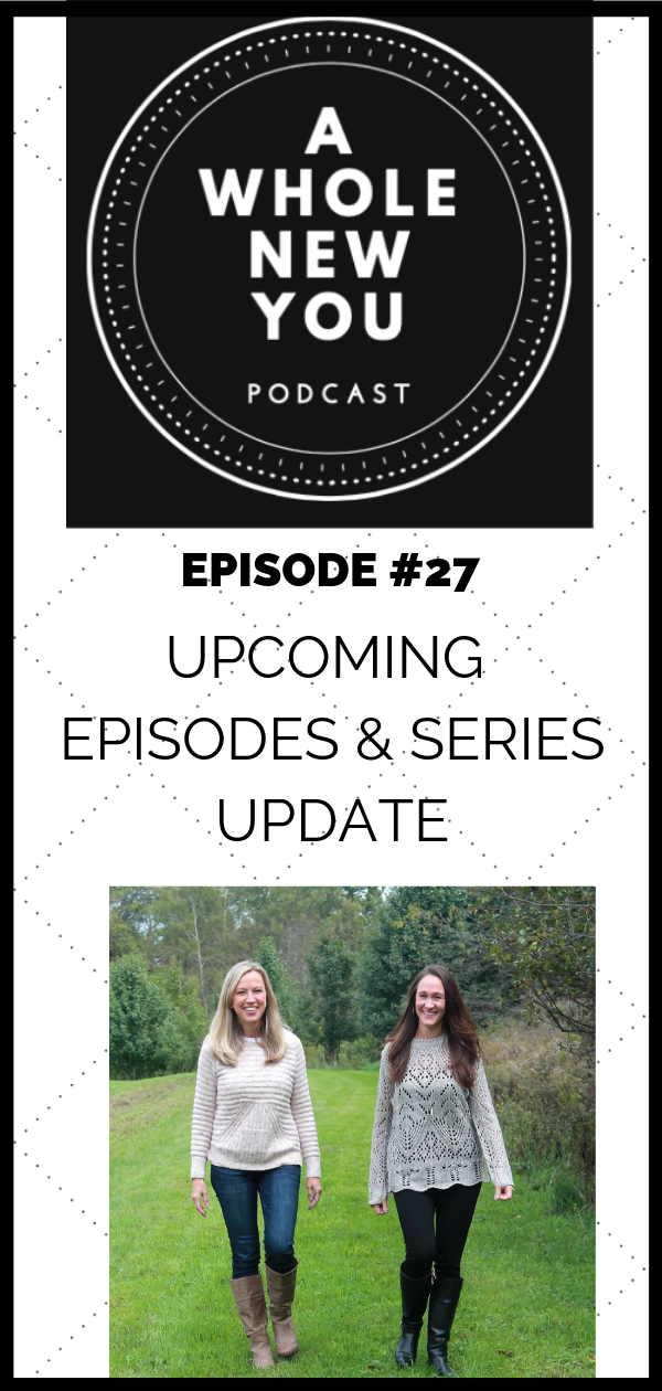 series, future, big news, Kim's move, Laurie's summer, anxiety, exercise, encore episodes