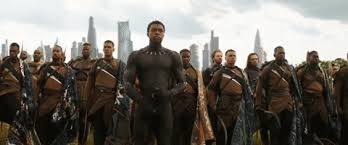 Here's some Wakanda warriors for you to look at while you decide whether to keep reading or not.