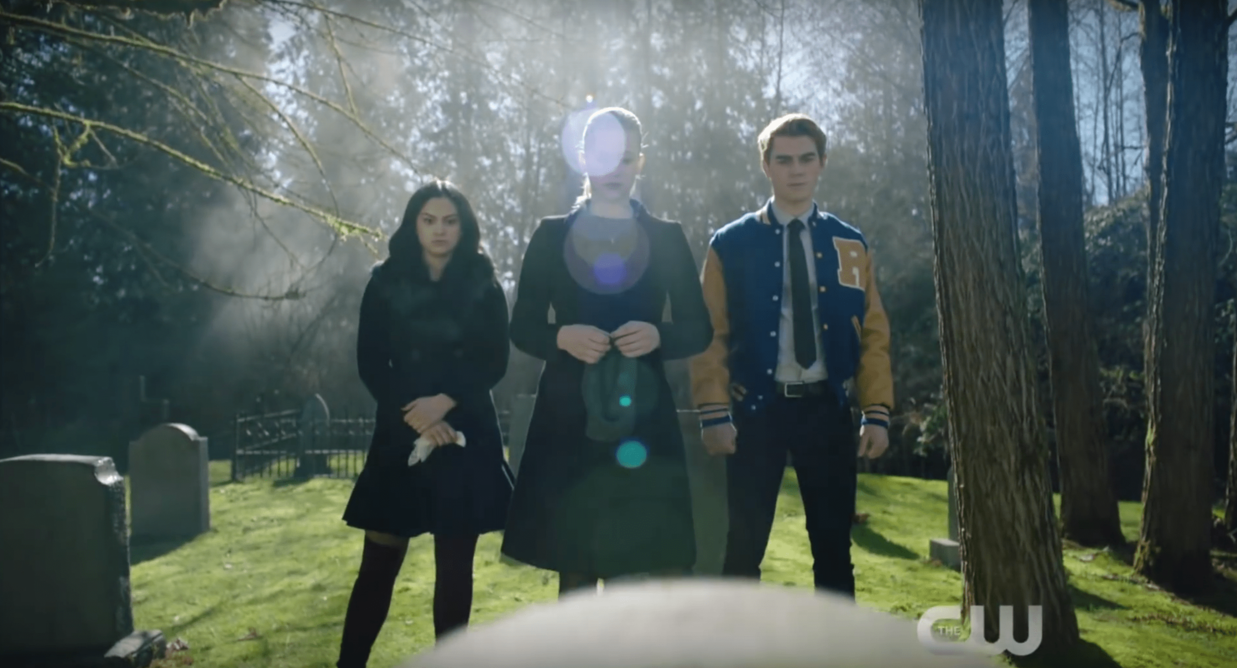 This is it, everyone. - We've finally reached the season two finale of Riverdale. Like the Serpents traveling as refugees from the Whyte Wyrm to the North, we have finally escaped. We are on the other side. We are free.