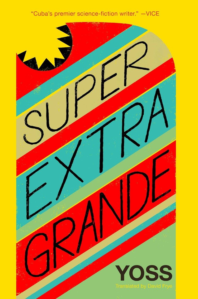 BSG #17: YOSS Queen! / Super Extra Grande - Drink along with us as the #BookSquad discusses Super Extra Grande, a short novel by Cuban sci-fi author and metal band member, Yoss. Find out what our metal band personas would be before we delve into some serious misogyny issues in this book. We talk sci-fi tropes, Spanglish, and how the heck a thing can be both giant AND a single-celled organism. For listener feedback, we go all the way back to Fates and Furies to revisit Lotto and Mathilde and talk about our favorite books we never want to revisit. We've also got tons of great posts for your reading pleasure on the #BookSquadBlog, so check them out! Next time on the othersode, we're talking about the film Sorry to Bother You, so go see it and join our discussion! Send feedback to thesquad@booksquadgoals.com, and don't forget to rate, review and subscribe!