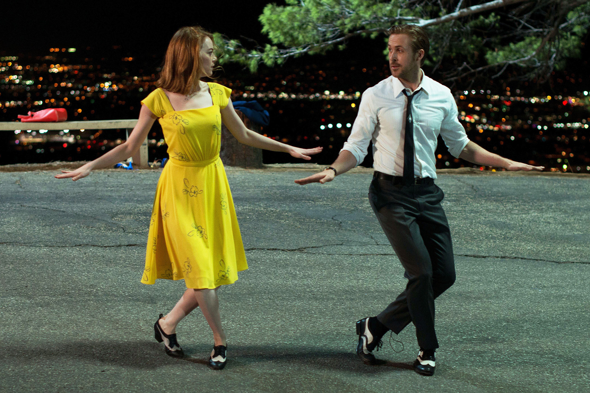 La La Land,  what are you doing here?