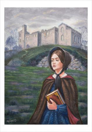 Jane Eyre by Defne Kocamustafaogullari