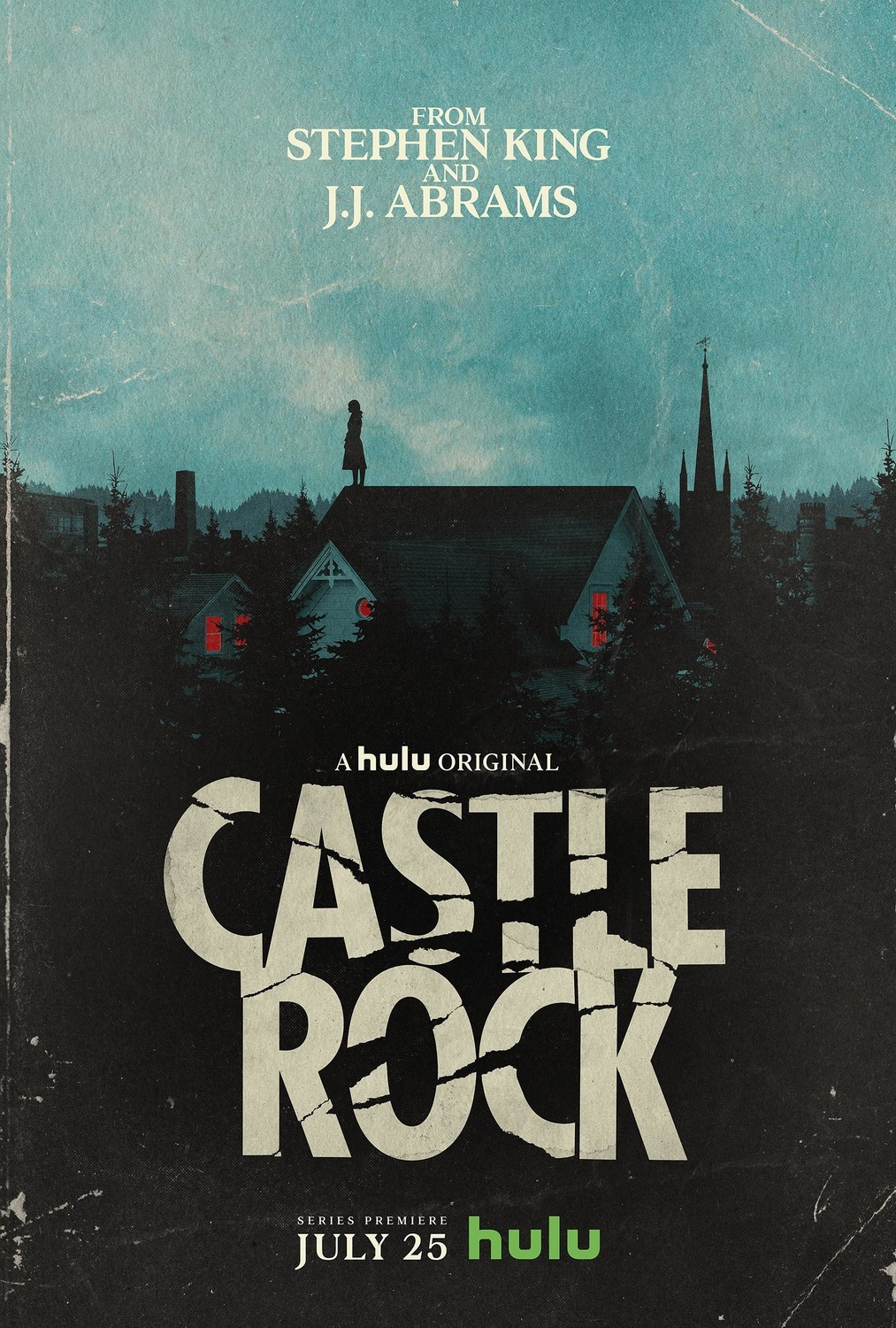 "Othersode #20: Daddy Skarsgård / Castle Rock / Interview with Gabrielle Moss - Enter the spoooooky world of Stephen King with The Squad as we discuss the Hulu show Castle Rock. Together, we'll tackle the tough questions, such as: What does it mean to be ""evil""? Does this show have too many balls in the air? Is Bill Skarsgård hot or just tall? Why did Ariana Grande and Pete Davidson break up? Plus, stick around for an interview with the amazing Gabrielle Moss, Bustle columnist and author of Paperback Crush. Do you have opinions about Castle Rock? Theories about what the ending meant? A love letter for your favorite paperback series from when you were a teen? E-mail us and let us know at thesquad@booksquadgoals.com! And don't forget to rate, review, and subscribe! Why? Because we love you."