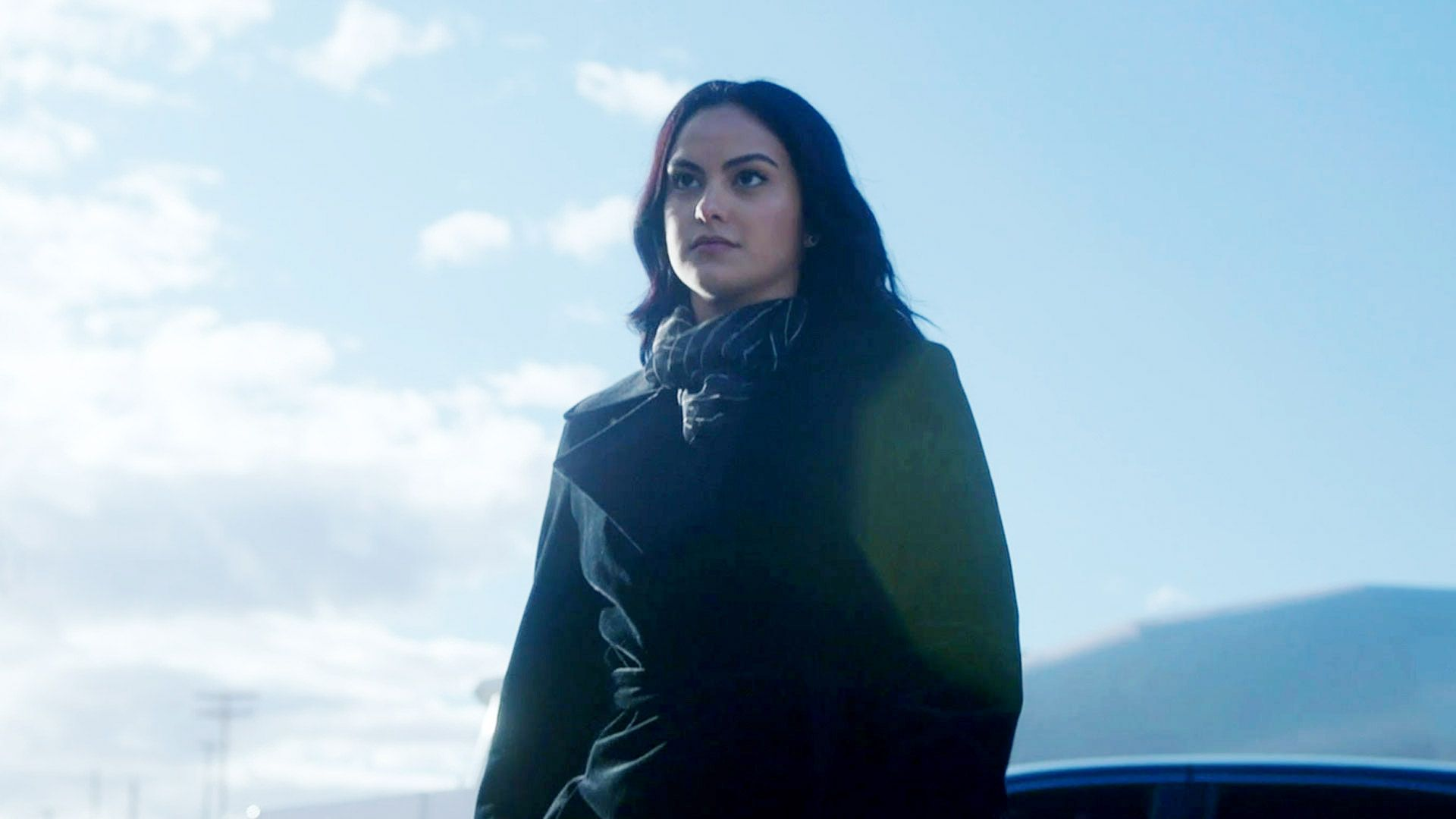 however: the gorgeous coat veronica wore in this scene absolutely must be acknowledged