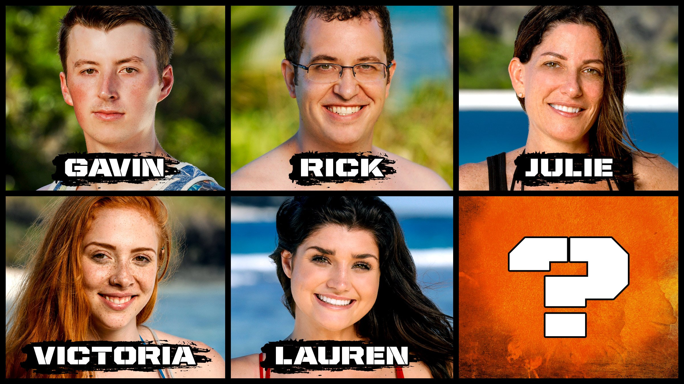 Who will return from THE EDGE?! (Photo from CBS Survivor Twitter)