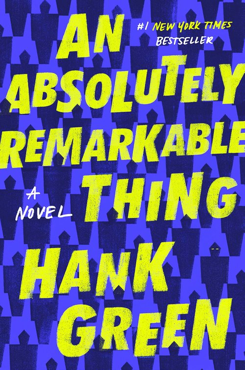 BSG #28: This American Book / An Absolutely Remarkable Thing - Where were you when the Carls appeared? Join the #Squad for a discussion of Hank Green's debut novel, An Absolutely Remarkable Thing. We talk about the book's unique angle on its themes, voice and characterization, and what the heck new adult lit is. Plus we read some listener feedback on The Gunners and get into what's on the #BookSquadBlog right now (lots of TV recaps!). Look out for our next #othersode on 6/3, our very first #travelsode as the #Squad takes on New Orleans together. Then read along with us for our next #bookpisode on Rachel Kushner's The Mars Room on June 17! Don't forget to rate, review, subscribe and send your feedback to thesquad@booksquadgoals.com!