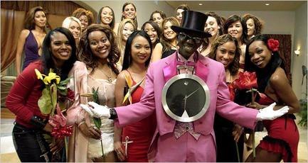 The cast of Flavor of Love, Season 1