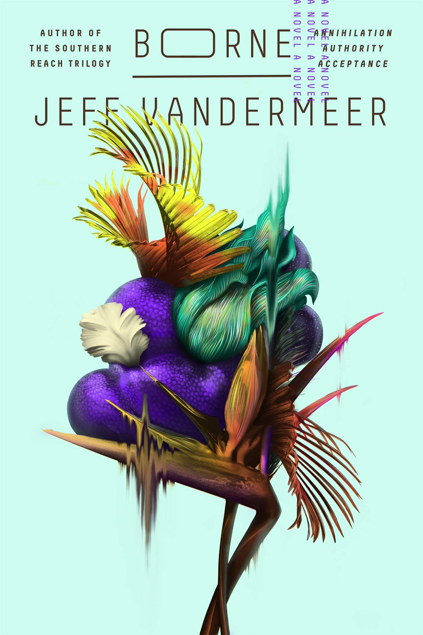 "BSG #8: Borne is Flubber, Rats are Forever / Borne - What is Borne? Human? Weapon? Flubber?! The Squad discusses Jeff Vandermeer's Borne. Join us for the great sci-fi vs. fantasy debate and hear what we think about ""The New Weird."" While this book is no Southern Reach Trilogy, there's still lots of cool stuff going on, including one very questionable twist that shocked Mary in real time. Plus, what's up next on the blog and the podcast. Rate, review, and enter our next giveaway! Rules at booksquad.ink/thegirlsgiveaway.Check out this month's featured book store, Avid Bookshop!"