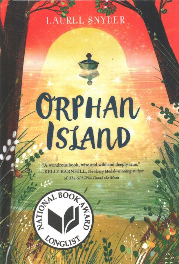 Minisode #5: Sorting Orphans / Interview with Laurel Snyder - The Book Squad supports Susan in the next step of her Harry Potter journey: her official sorting! Find out what house she gets and what the other Squad members are. Plus, Emily interviews Laurel Snyder, author of Orphan Island. They discuss where the idea for the book came from, YA and middle-grade literature, books that make you think, and, of course, pets! Be sure to enter our giveaway contest to win a signed copy of Orphan Island!