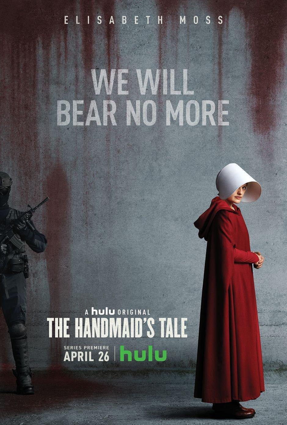 Minisode #3: Guess What? I'm a Woman Thing / The Handmaid's Tale - The Book Squad dissects the blessed fruit that is Hulu's The Handmaid's Tale. Hear our thoughts on the show's political timeliness and its feminist wins (and shortcomings). We have lots of feelings about Serena Joy, as well as the fabulous red cloaks, and we're weirded out that Elisabeth Moss is a Scientologist. Spoiler alert: people still really misunderstand feminism, but we try to get their minds right. Under His eye.