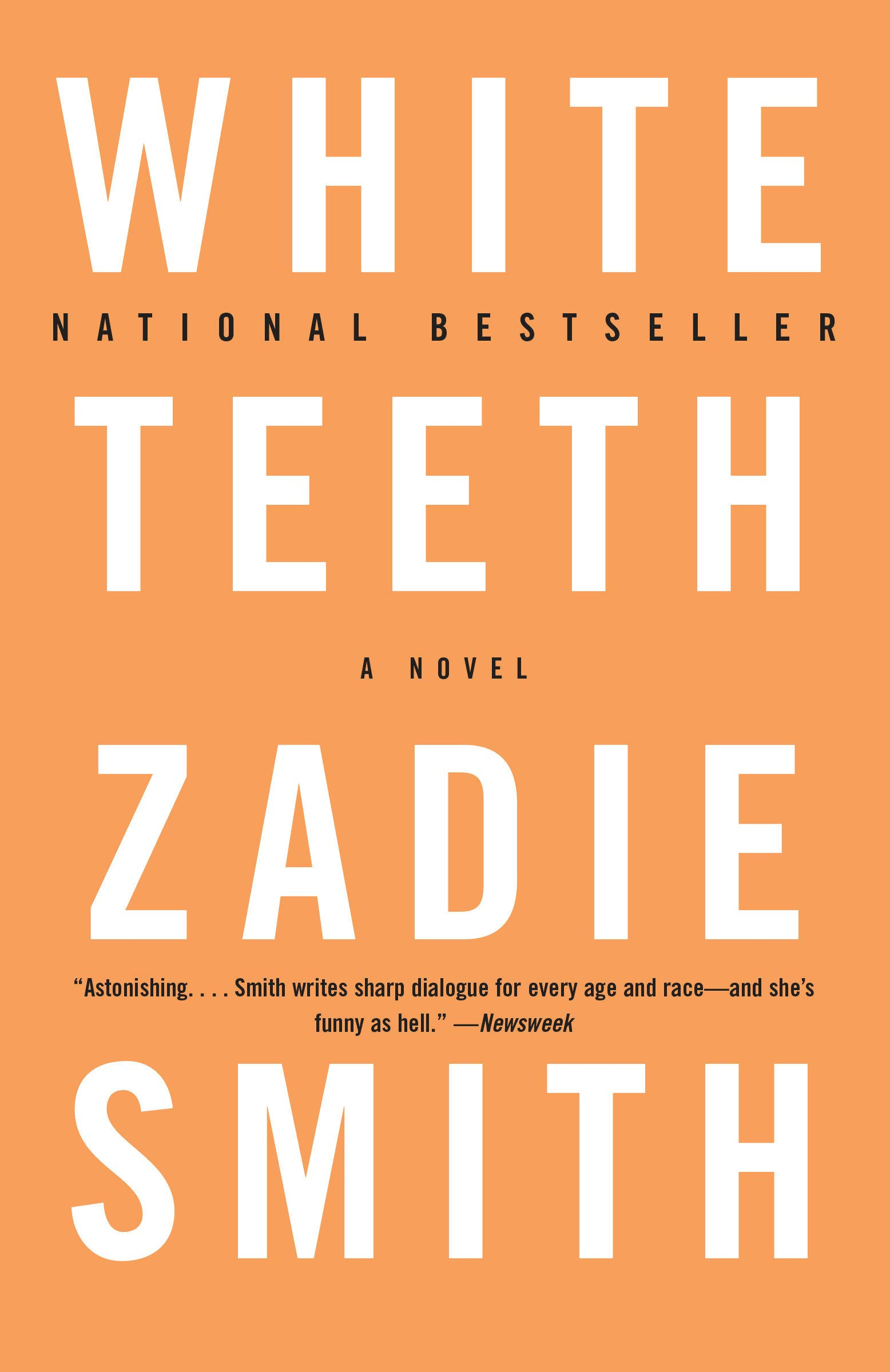BSG #2: FUTUREMOUSE! / White Teeth - What is FutureMouse? Are our teeth a part of our identity? And who, for the love of god, is KEVIN? Find out the answers to these questions and more in this week's episode as the squad dives into Zadie Smith's 2000 novel White Teeth.