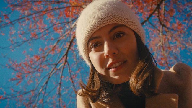 The lovely Alessandra Mastronardi as Francesca