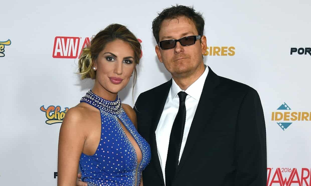 August ames husband kevin moore