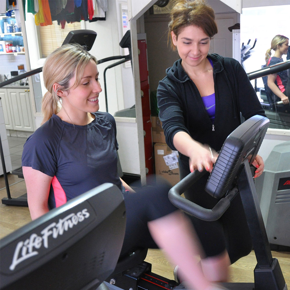 """""""I like the way Ilene... helped us learn from our ideas. At no time did she make us feel we were clueless, but she did make us think about our choices and why we made those choices. She gave us reasons why an exercise might not be the best choice, but other options that are like our original exercise (idea). I like her teaching methods.""""  –MW-T"""