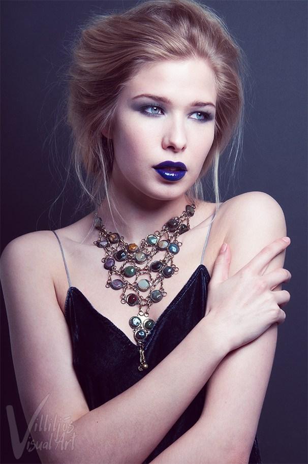 model Bryndís Líf photographer Alda Villiljós