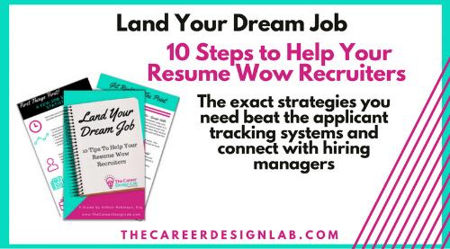 Blog - Land Your Dream Job.png