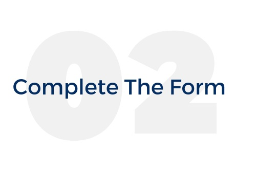 Complete the form that will help us prepare for your call. -