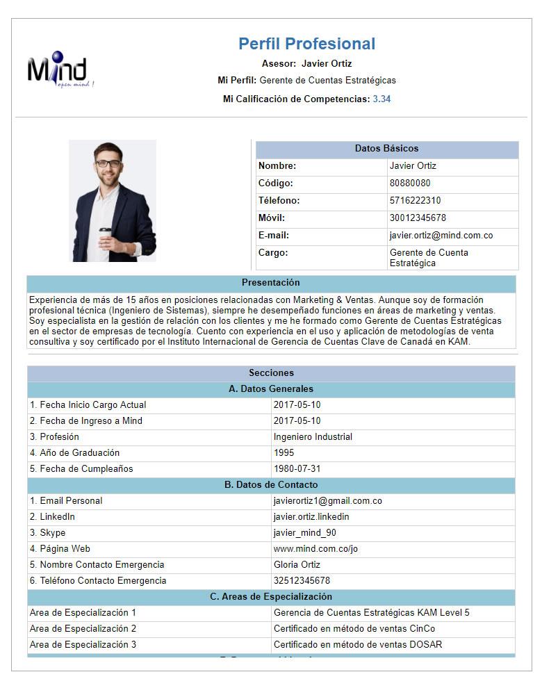 Reporte Hoja de Vida del Ejecutivo Comercial VisualSale CRM.jpg