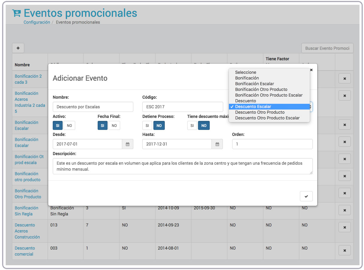 Software Crm Toma De Pedidos Visualsale Software De Crm