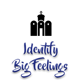 "[Image]A non-denominational house of worship building in black, followed by purple text that reads ""Identify Big Feelings."" Interfaith Bridge Counseling offers low-cost counseling to tweens & teens in Denver, CO."