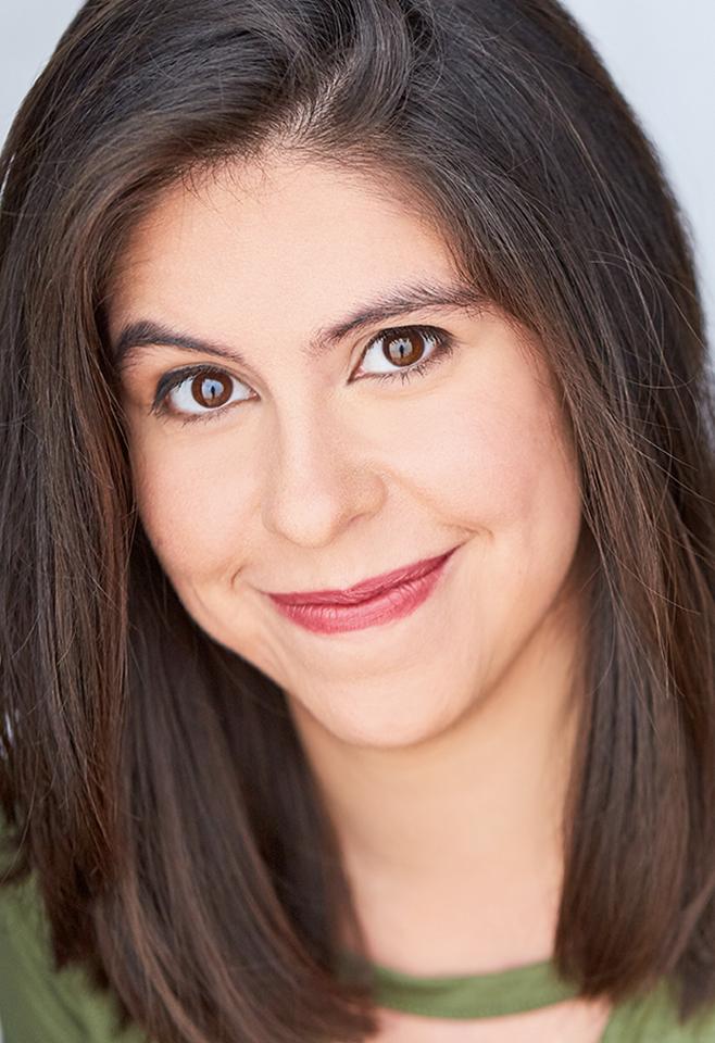 Gabriela Diaz   Teacher:  Please Excuse My Dear Aunt Sally   Asst Lighting and Sound Designer:  Neighborhood 3: Requisition of Doom