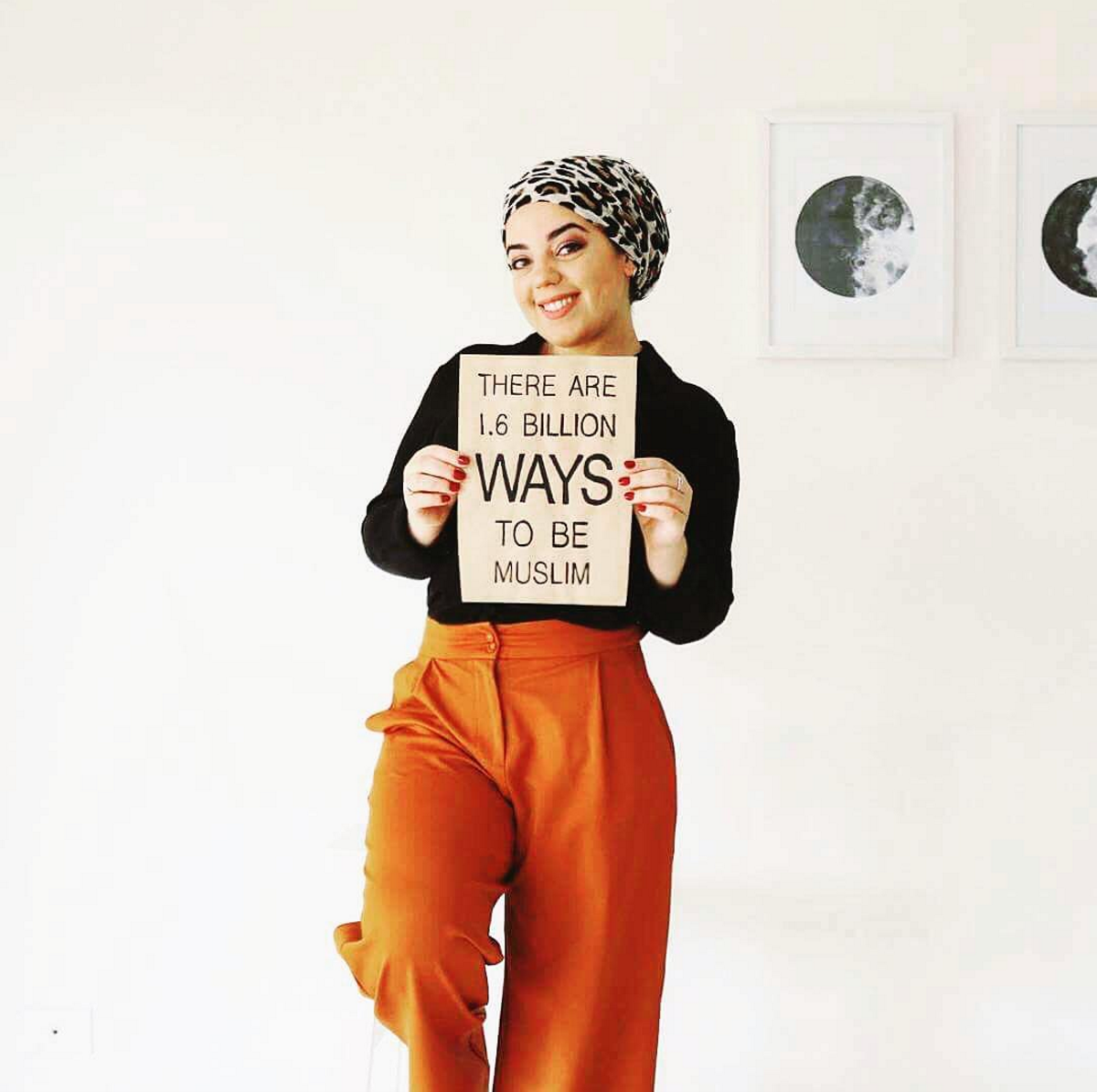 ways to be muslim - a project celebrating the diversity within the Muslim communities across the world