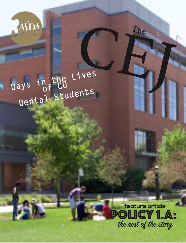 The CEJ (Vol 3 issue 1)