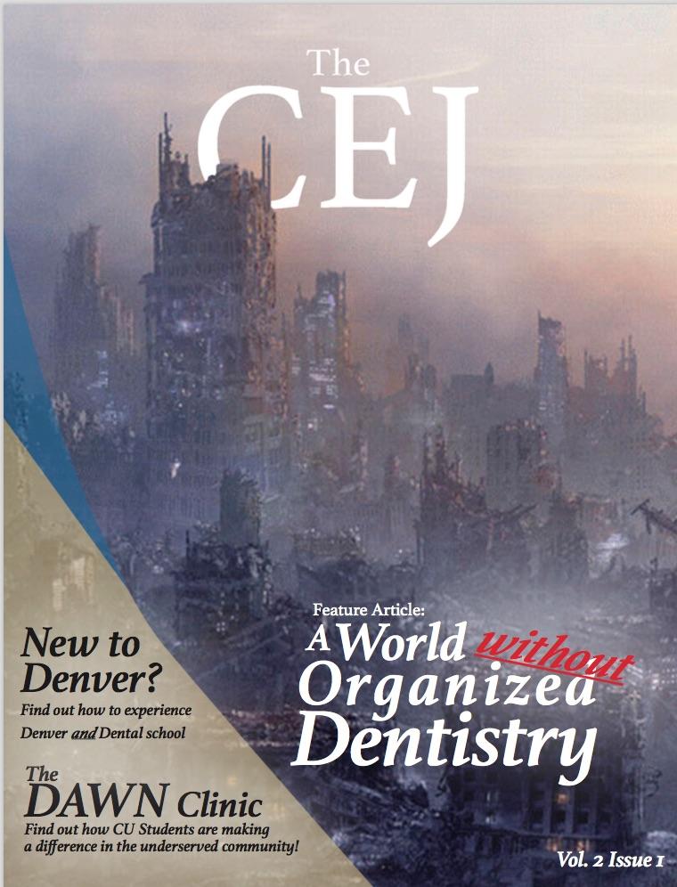 The CEJ (Vol 2 issue 1)