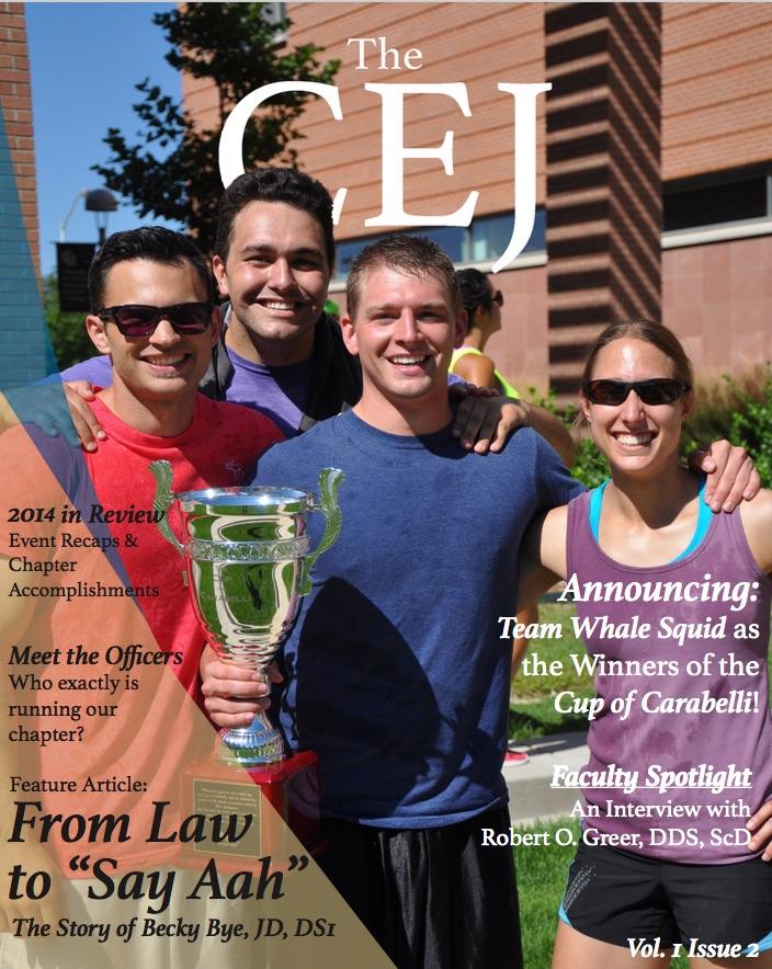 The CEJ (Vol 1 issue 2)