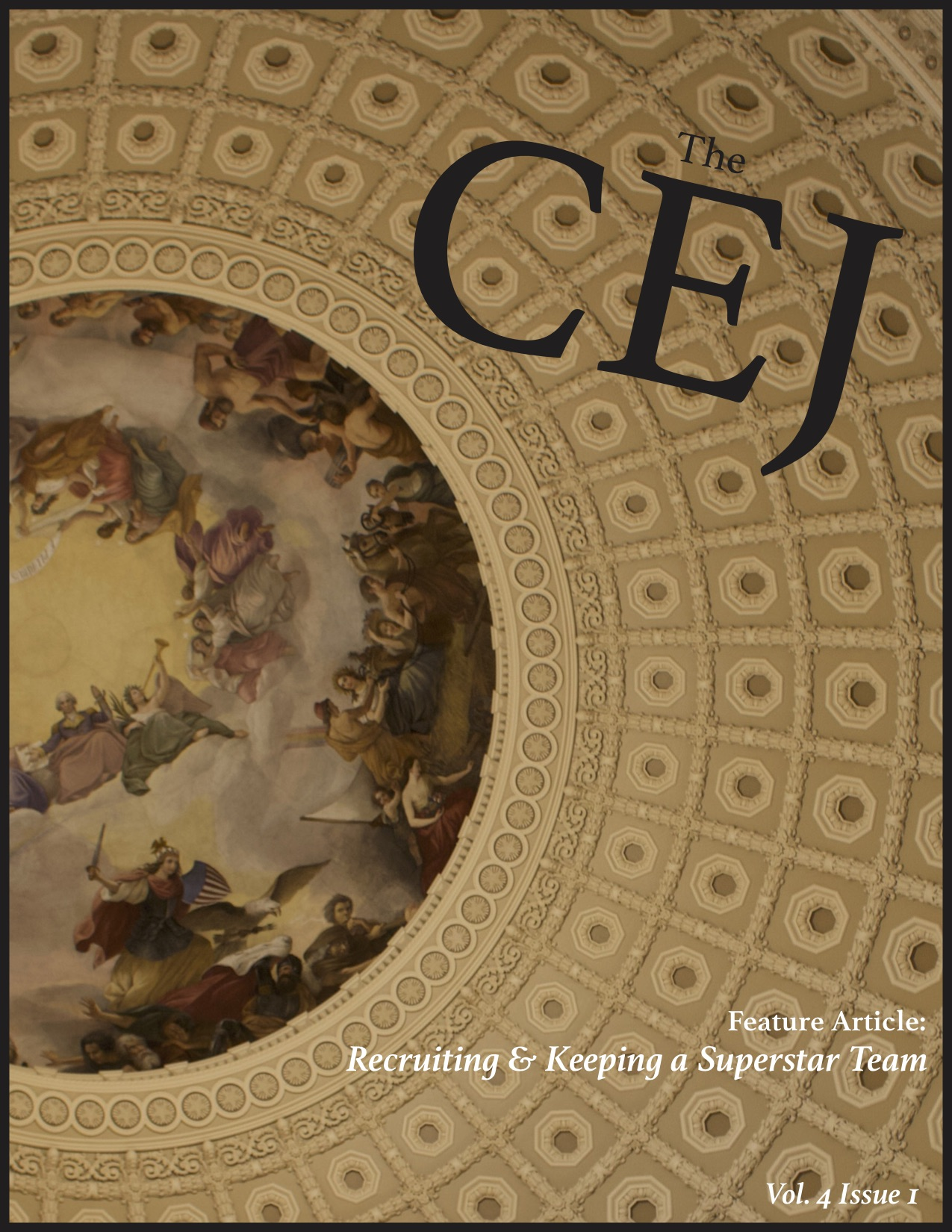 The CEJ (Vol 4 issue 1)
