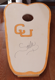 Check out our cool cornhole pieces!