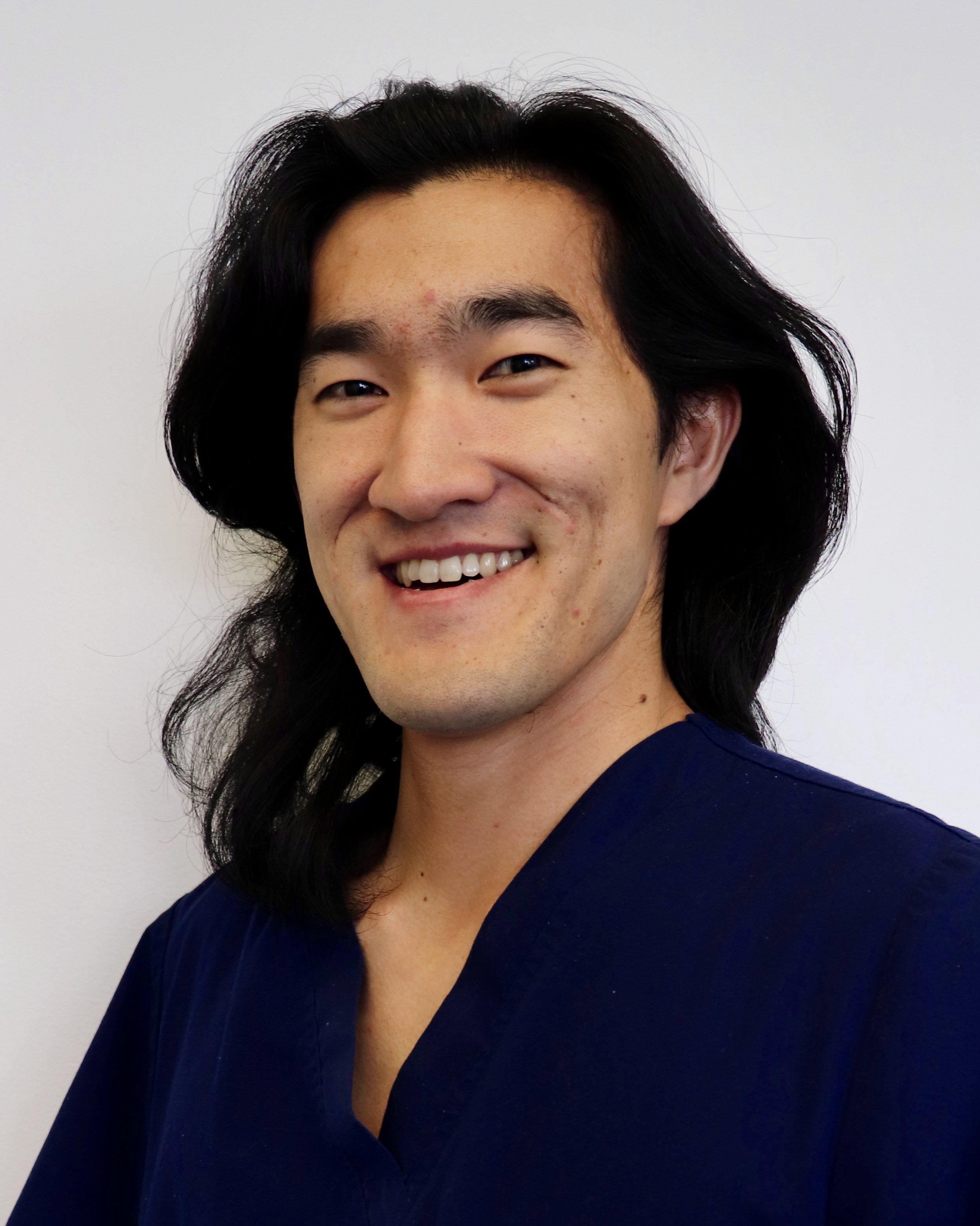 Jeremy Chen   Professional Development Associate Chair
