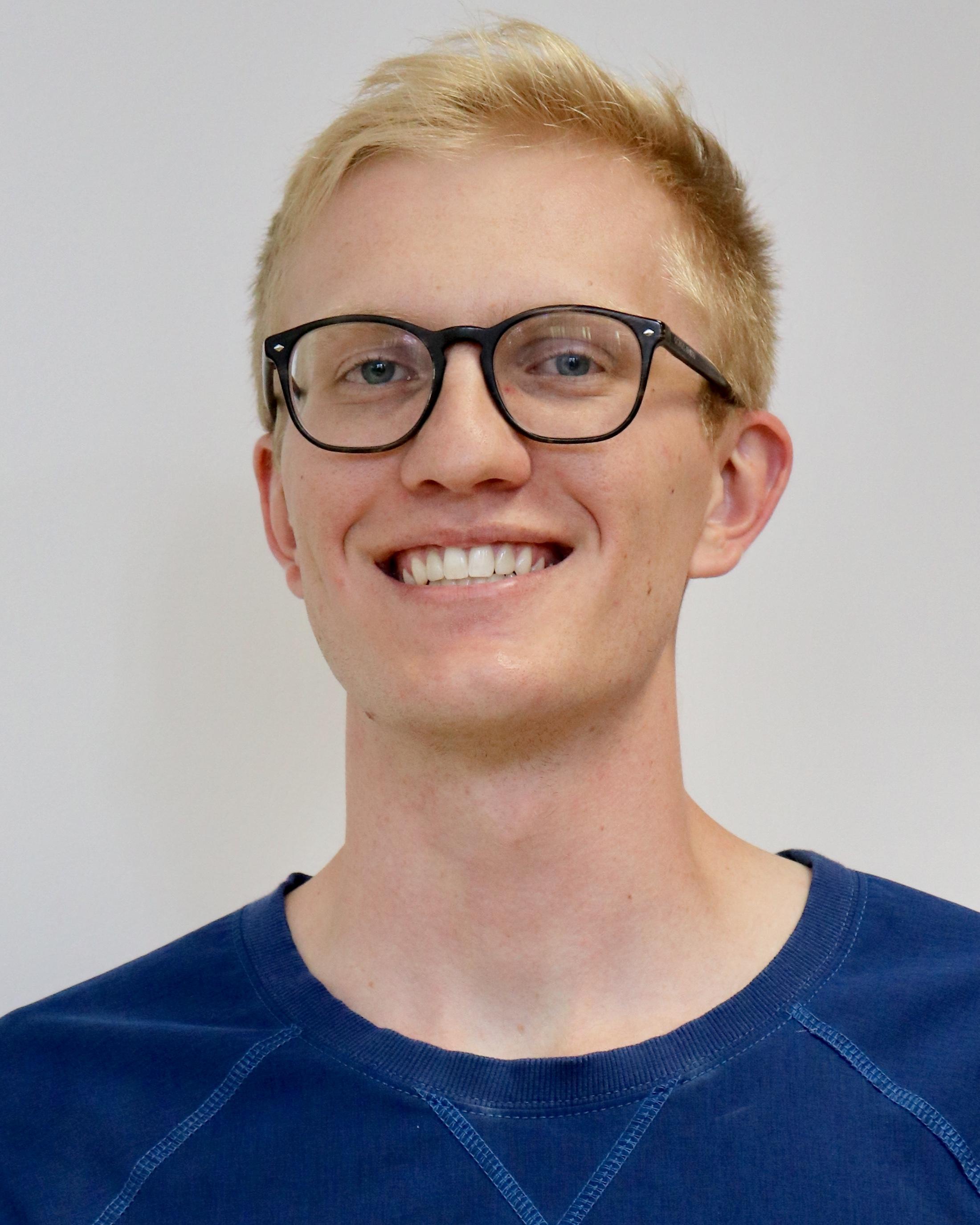 Jakob Holtzmann   Events Associate Chair