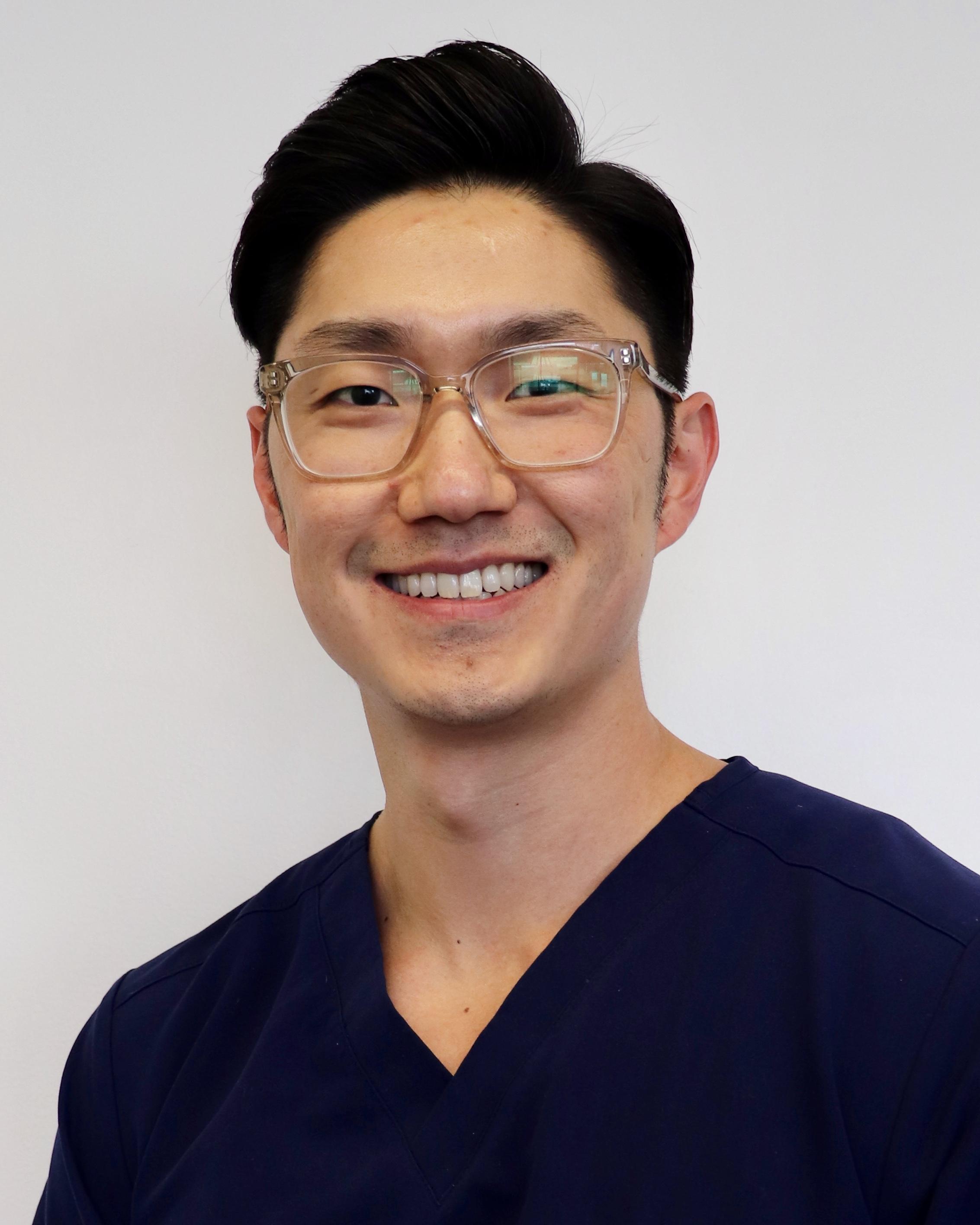 Andrew Choi  ISP 2 Representative