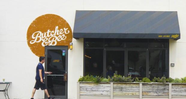 Butcher & Bee in Charleston, South Carolina. Image: Audrey Gillan.